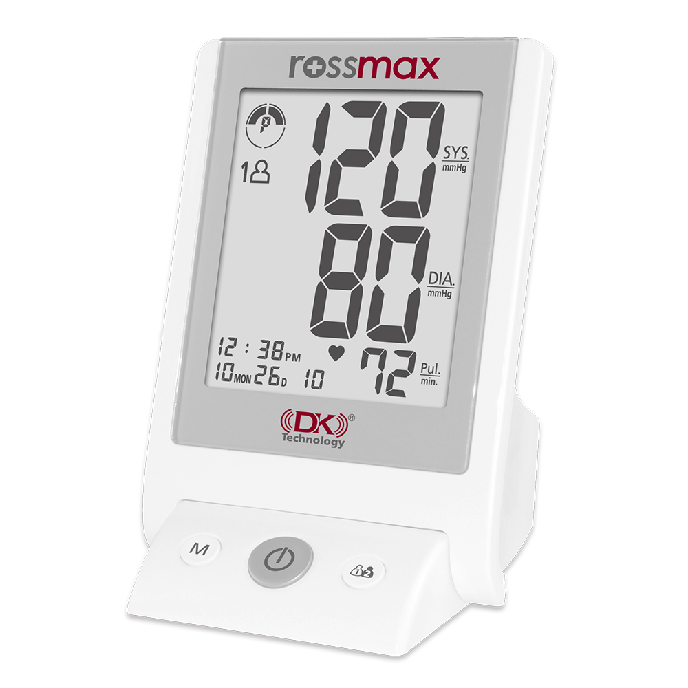 "AC701k - ""DK"" Deluxe Automatic  Blood Pressure Monitor"