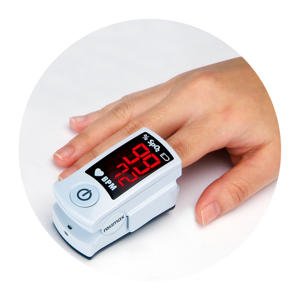 SB100 - Fingertip Pulse Oximeter