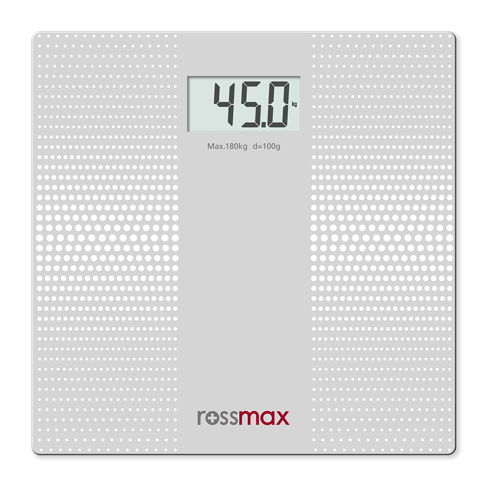 WB101 - Glass Personal Scale - Super Slim / Electronic