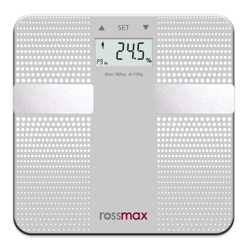 WF260 - Body Fat Monitor with scale
