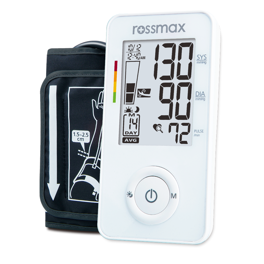 AX356f - Slim Type Automatic Blood Pressure Monitor