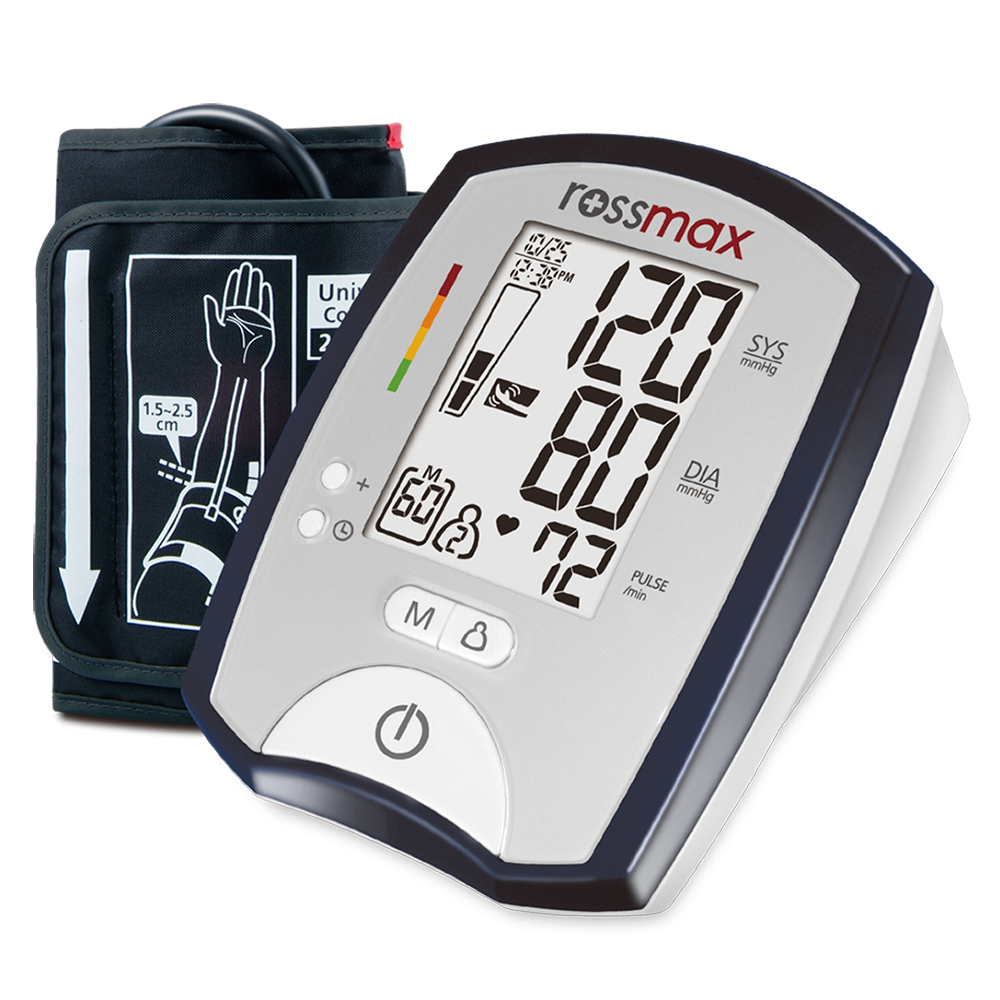 "MJ701f - ""Deluxe"" Automatic Blood Pressure Monitor"