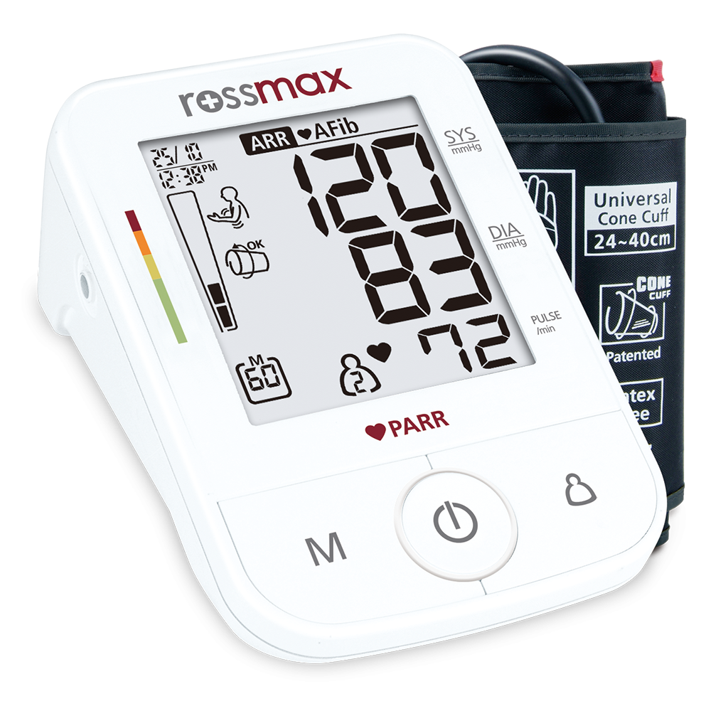 "X5 - ""PARR"" AUTOMATIC BLOOD PRESSURE MONITOR"